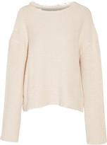 Simon Miller Calvin textured-knit cotton sweater