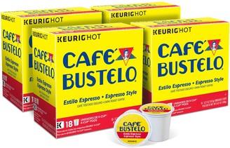 Keurig 96-ct Cafe Bustelo Espresso Style K-CupPods