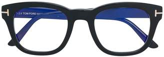 Tom Ford Square Acetate Glasses