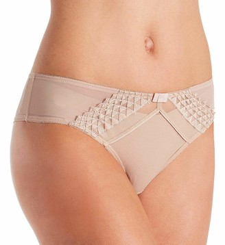 Cleo by Panache Women's Petite Panache Asher Brazilian Brief