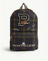 Polo Ralph Lauren Black Watch tartan backpack