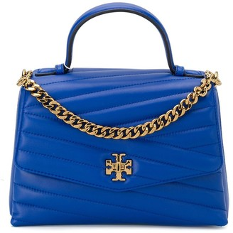 Tory Burch Kira quilted shoulder straps