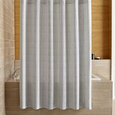 Crate & Barrel Amira Shower Curtain