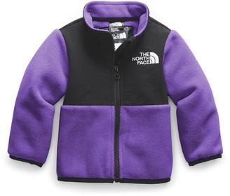 The North Face Girl's Infant Denali Fleece Zip-Up Jacket, Size 6-24M