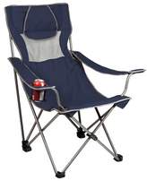 Picnic Time Campsite Chair - Navy