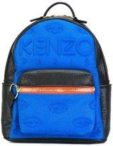 Kenzo Kombo backpack - women - Nylon/Polyester/Polyurethane/Rayon - One Size