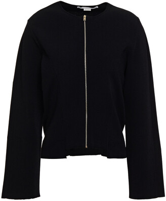 Stella McCartney Stretch-knit Cardigan