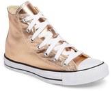 Converse Women's Chuck Taylor All Star Metallic High Top Sneaker
