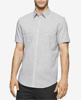 Calvin Klein Men's Linen Shirt