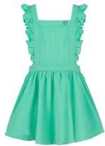 Margherita Toddler Girl's Corduroy Dress