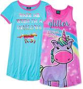 JELLIFISH KIDS Jelli Fish Kids Nightgown-Big Kid Girls