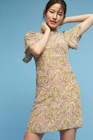 Essentiel Antwerp Paisley Silk Dress