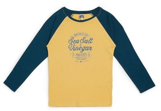 Bonton Raglan-Sleeve T-Shirt (4-12 Years)