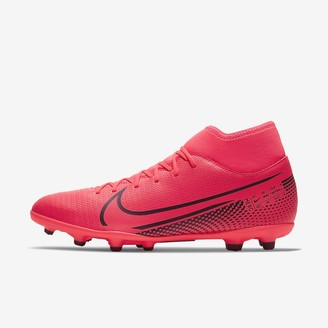 Nike Multi-Ground Soccer Cleat Mercurial Superfly 7 Club MG