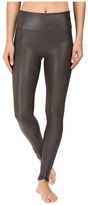 Spanx Ready-to-Wow! Faux Leather Leggings Women's Casual Pants