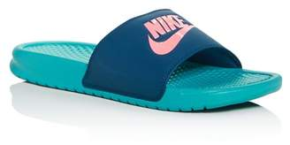 Nike Men's Benassi Slide Sandals