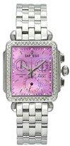 Sartego Women's SDPK399S Diamond Collection Swiss Quartz Movement Watch