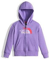 The North Face Little Girls 2T-4T Logowear Full-Zip Hoodie Jacket