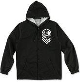 Metal Mulisha Men's Graphic-Print Zip-Up Jacket