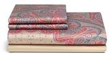 Etro Chambord Fontevraud paisley print king size duvet set
