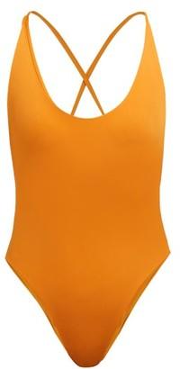 Dos Gardenias - Vicious Swimsuit - Womens - Orange
