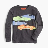 J.Crew Boys' glow-in-the-dark cars T-shirt