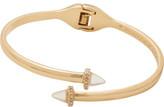 Rebecca Minkoff Acorn Crystal Hinge Bracelet
