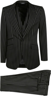 Dolce & Gabbana Pinstripe Suit