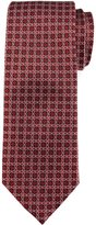 Neiman Marcus Flower Link Silk Tie