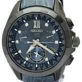 Seiko Blue Titanium Watches