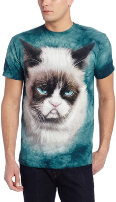The Mountain Grumpy Cat-S Adult T-Shirt
