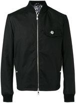 Versus logo bomber jacket