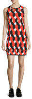 Rag & Bone Olympia Printed Mini Dress, Multicolor