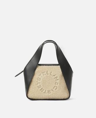 Stella McCartney Mini Stella Logo Crossbody Bag, Women's