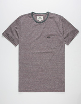 VISSLA Sartine Mens Pocket Tee