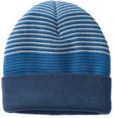 Tek Gear Men's Striped Warm-Tek Knit Lined Cuffed Beanie