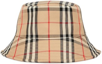 Burberry Vintage Check bucket hat
