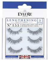 Eylure London Lengthening Light No 155 Lashes 3 pairs