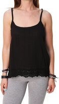 Metal Mulisha Women's Sara Spaghetti Strap Tank Top