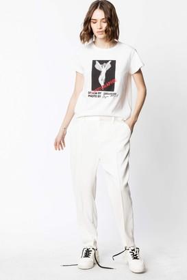 Zadig & Voltaire Rafi Kyotographie T-shirt