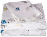 Eddie Bauer Flannel Sheet Set, Twin, Base Camp