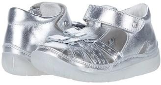 Naturino Falcotto Coachella SS20 (Toddler) (Silver) Girl's Shoes