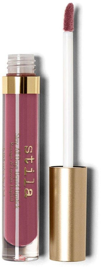 Karen Millen Stila Stay All Day Liquid Patina Lipstick