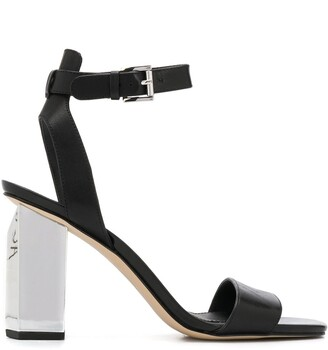 MICHAEL Michael Kors Petra chunky-heel sandals