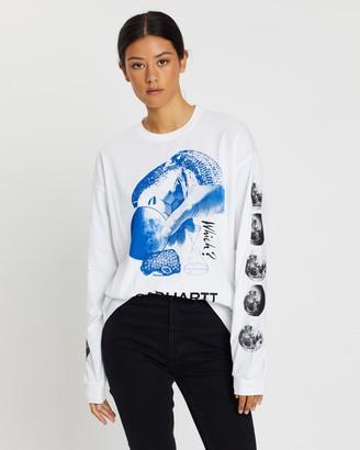 Carhartt Long Sleeve Lunar T-Shirt