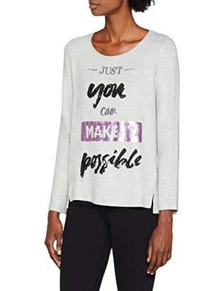Street One Women's 312650 Longsleeve T - Shirt