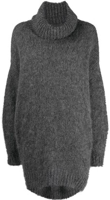 Isabel Marant Roll Neck Jumper Dress