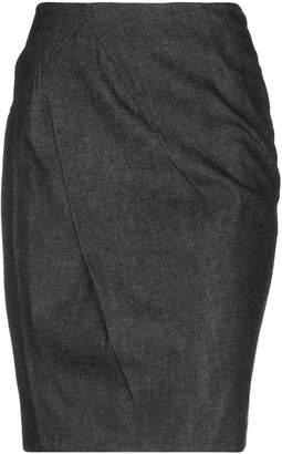 Kiton Denim skirts