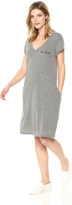 good hYOUman Women's Amy Short Sleeve Dress
