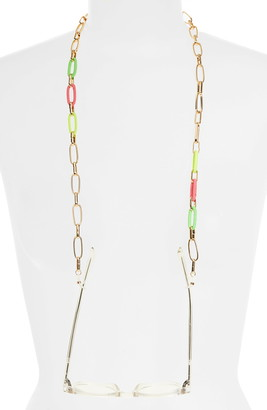 BP Mixed Link Glasses Chain